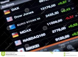 Stock exchange indexes